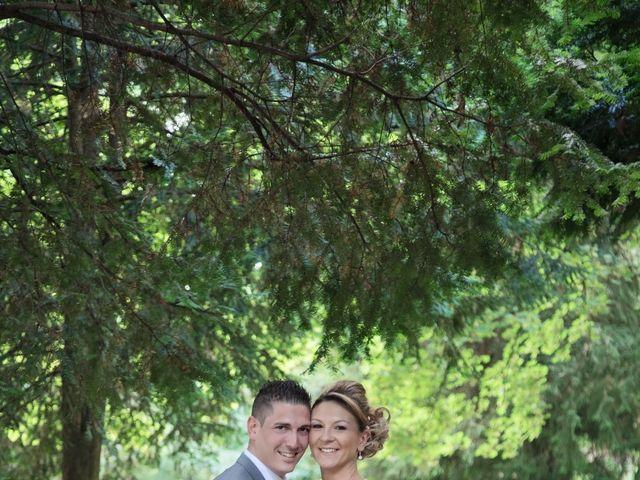 Le mariage de Sylvain et Elodie à Tullins, Isère 56