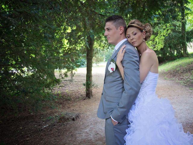 Le mariage de Sylvain et Elodie à Tullins, Isère 57