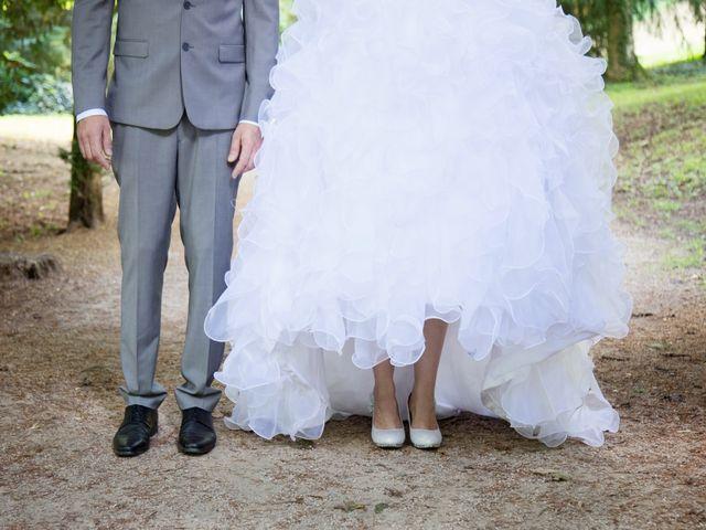 Le mariage de Sylvain et Elodie à Tullins, Isère 58