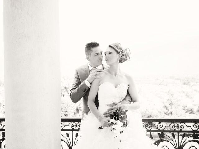 Le mariage de Sylvain et Elodie à Tullins, Isère 62