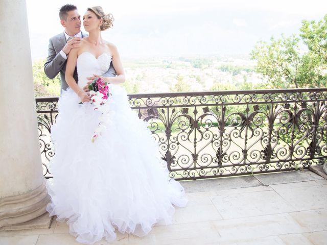Le mariage de Sylvain et Elodie à Tullins, Isère 63