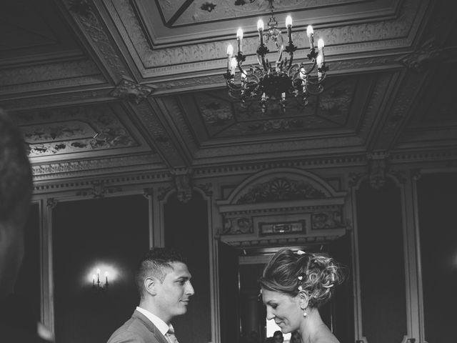 Le mariage de Sylvain et Elodie à Tullins, Isère 68
