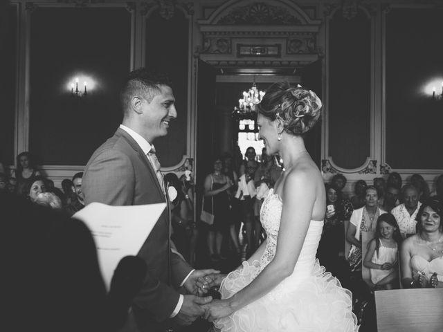 Le mariage de Sylvain et Elodie à Tullins, Isère 69