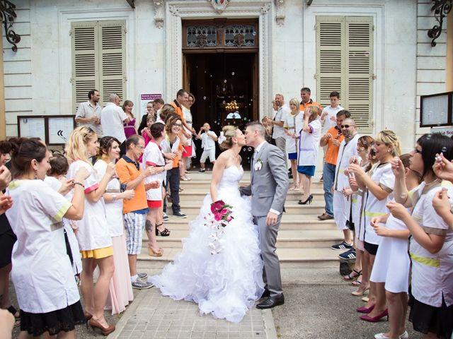 Le mariage de Sylvain et Elodie à Tullins, Isère 73