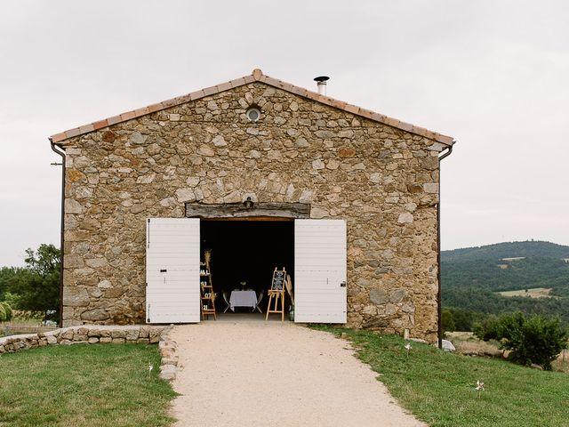 Le mariage de Loïc et Angélique à Saint-Romain-d'Ay, Ardèche 2