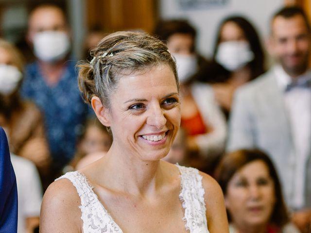 Le mariage de Loïc et Angélique à Saint-Romain-d'Ay, Ardèche 25