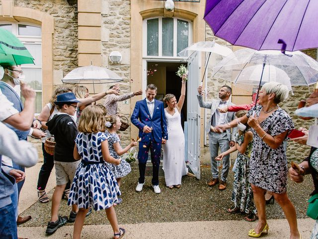 Le mariage de Loïc et Angélique à Saint-Romain-d'Ay, Ardèche 30