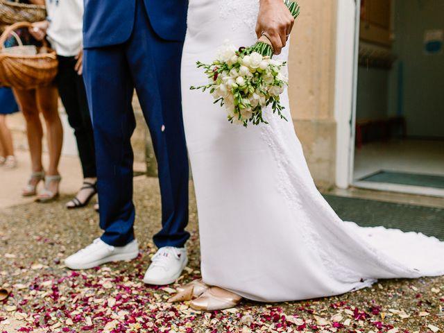 Le mariage de Loïc et Angélique à Saint-Romain-d'Ay, Ardèche 31