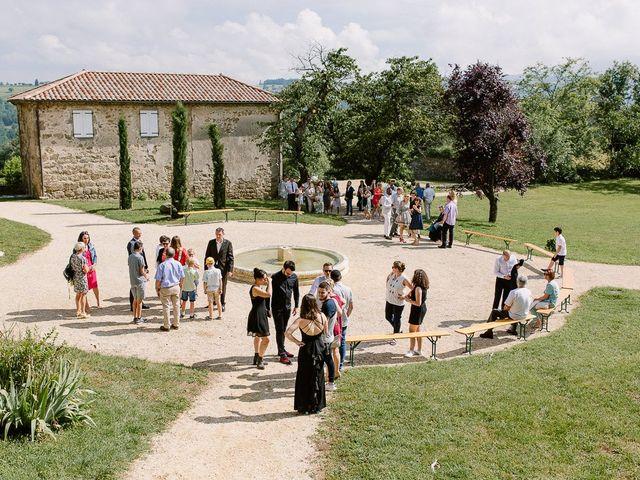 Le mariage de Loïc et Angélique à Saint-Romain-d'Ay, Ardèche 32
