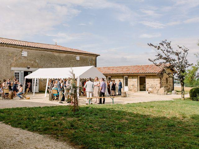 Le mariage de Loïc et Angélique à Saint-Romain-d'Ay, Ardèche 39