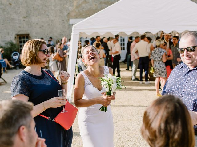 Le mariage de Loïc et Angélique à Saint-Romain-d'Ay, Ardèche 40
