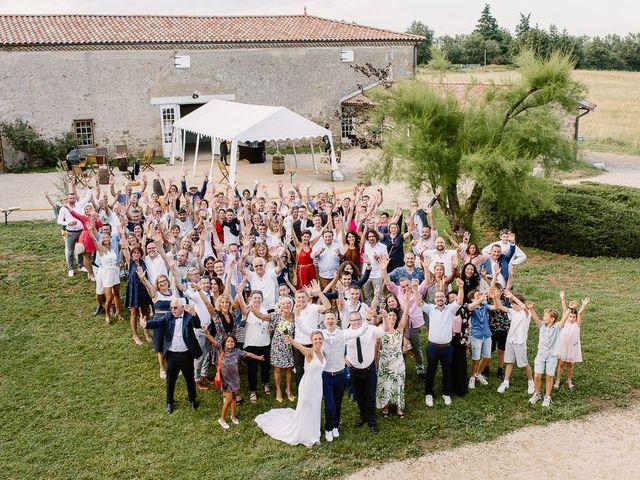 Le mariage de Loïc et Angélique à Saint-Romain-d'Ay, Ardèche 46