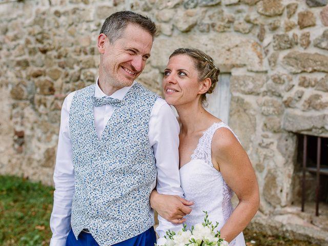 Le mariage de Loïc et Angélique à Saint-Romain-d'Ay, Ardèche 48