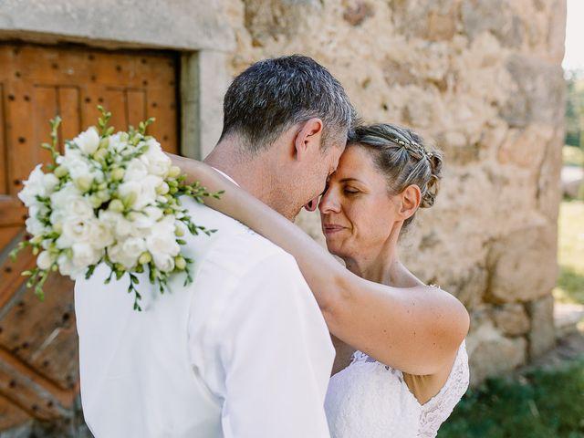 Le mariage de Loïc et Angélique à Saint-Romain-d'Ay, Ardèche 51