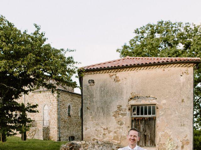 Le mariage de Loïc et Angélique à Saint-Romain-d'Ay, Ardèche 57