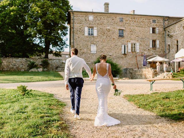 Le mariage de Loïc et Angélique à Saint-Romain-d'Ay, Ardèche 60