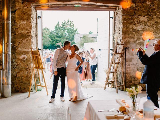 Le mariage de Loïc et Angélique à Saint-Romain-d'Ay, Ardèche 64
