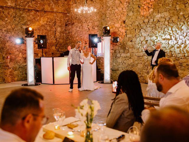 Le mariage de Loïc et Angélique à Saint-Romain-d'Ay, Ardèche 69