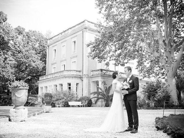 Le mariage de Thomas et Julie à Mauguio, Hérault 11