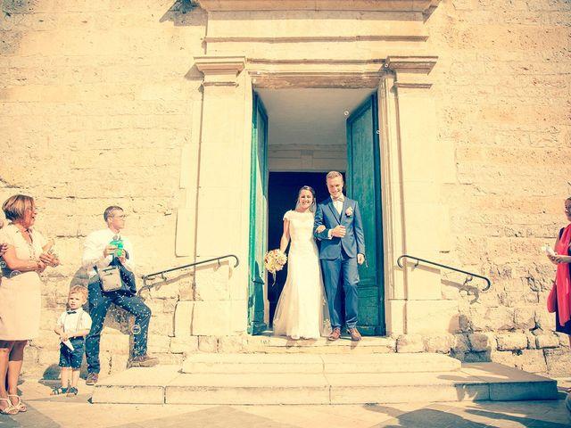 Le mariage de Thomas et Julie à Mauguio, Hérault 17