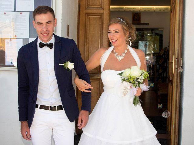 Le mariage de Alexandre et Charlène à Gémenos, Bouches-du-Rhône 3