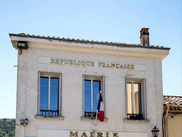 Le mariage de Alexandre et Charlène à Gémenos, Bouches-du-Rhône 4