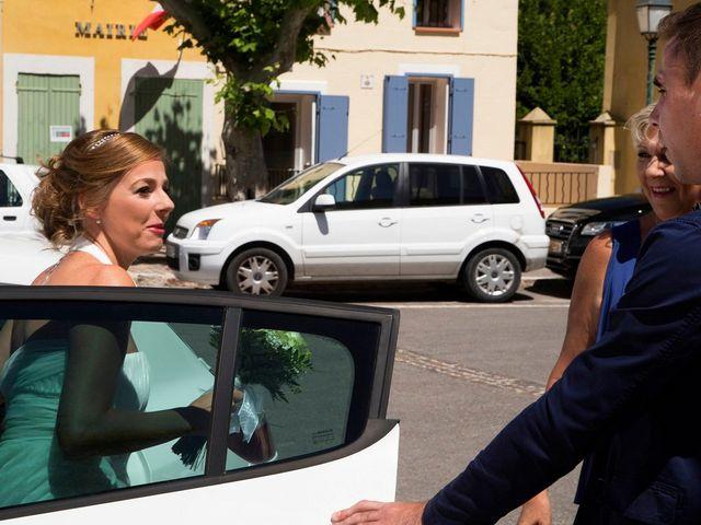 Le mariage de Alexandre et Charlène à Gémenos, Bouches-du-Rhône 5