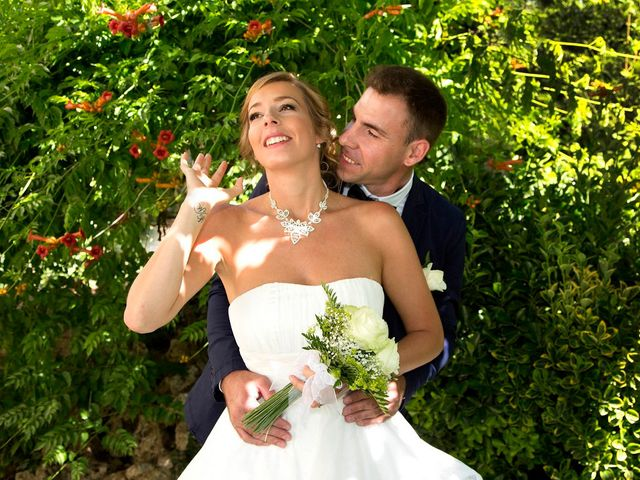 Le mariage de Alexandre et Charlène à Gémenos, Bouches-du-Rhône 13