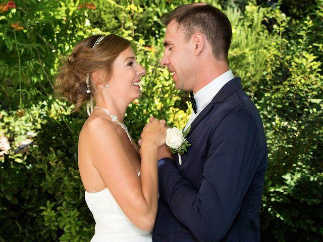 Le mariage de Alexandre et Charlène à Gémenos, Bouches-du-Rhône 14