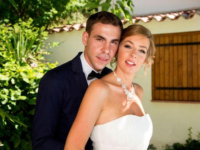Le mariage de Alexandre et Charlène à Gémenos, Bouches-du-Rhône 15