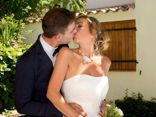 Le mariage de Alexandre et Charlène à Gémenos, Bouches-du-Rhône 16