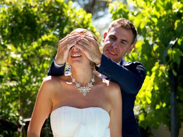 Le mariage de Alexandre et Charlène à Gémenos, Bouches-du-Rhône 19
