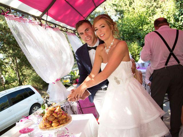 Le mariage de Alexandre et Charlène à Gémenos, Bouches-du-Rhône 20