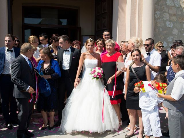 Le mariage de Alexandre et Charlène à Gémenos, Bouches-du-Rhône 41