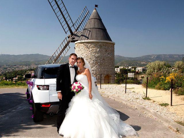 Le mariage de Alexandre et Charlène à Gémenos, Bouches-du-Rhône 43