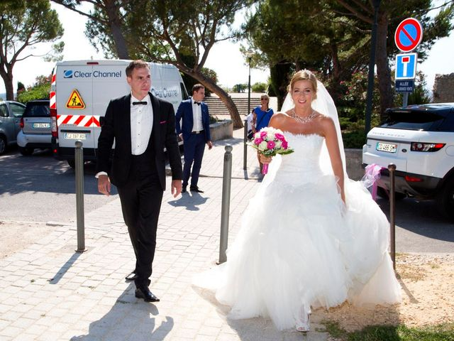 Le mariage de Alexandre et Charlène à Gémenos, Bouches-du-Rhône 44