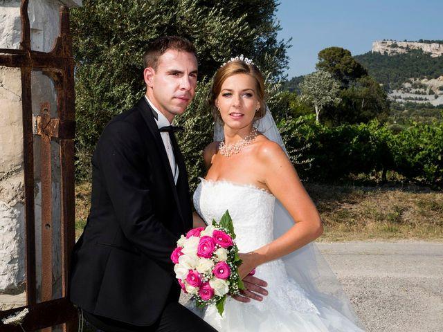 Le mariage de Alexandre et Charlène à Gémenos, Bouches-du-Rhône 49