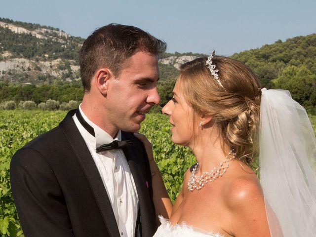 Le mariage de Alexandre et Charlène à Gémenos, Bouches-du-Rhône 50