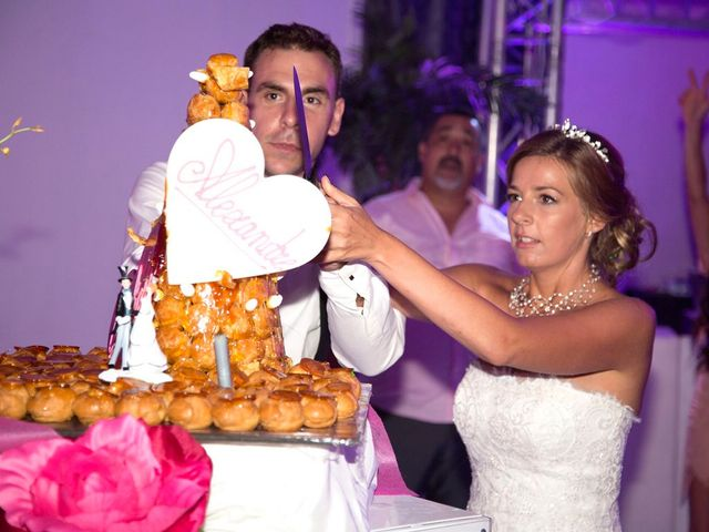 Le mariage de Alexandre et Charlène à Gémenos, Bouches-du-Rhône 72