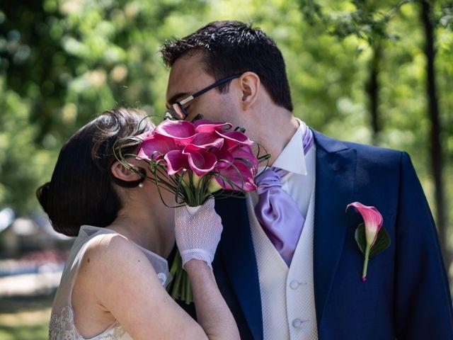 Le mariage de Mathieu et Elodie à Romorantin-Lanthenay, Loir-et-Cher 5