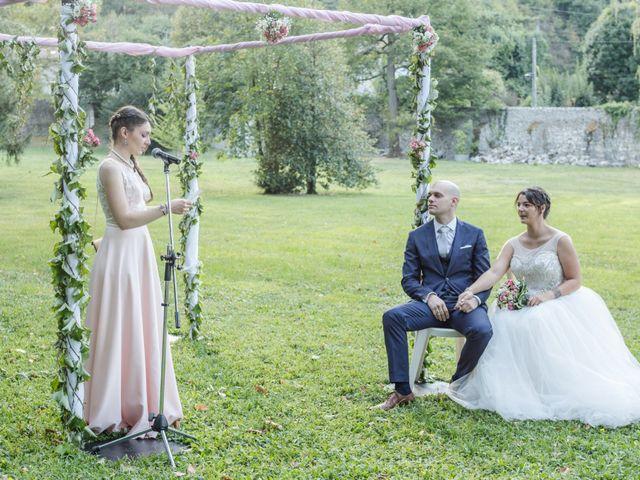 Le mariage de Ludovique et Laurie à Sassenage, Isère 8