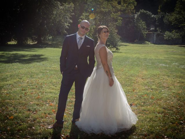 Le mariage de Ludovique et Laurie à Sassenage, Isère 11