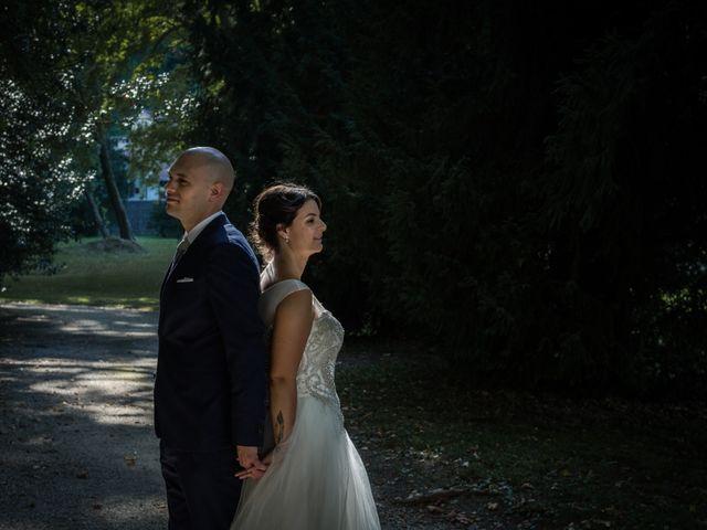 Le mariage de Ludovique et Laurie à Sassenage, Isère 17