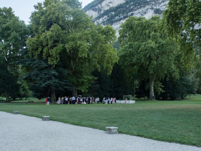 Le mariage de Ludovique et Laurie à Sassenage, Isère 40