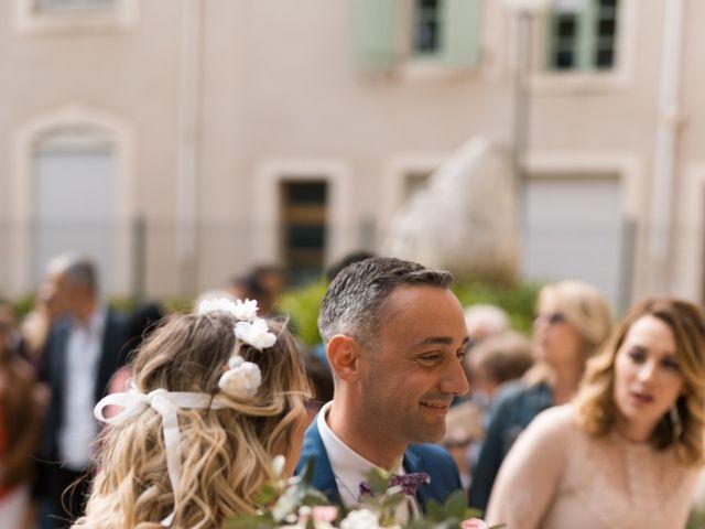 Le mariage de Samir et Agnès à Montblanc, Hérault 6