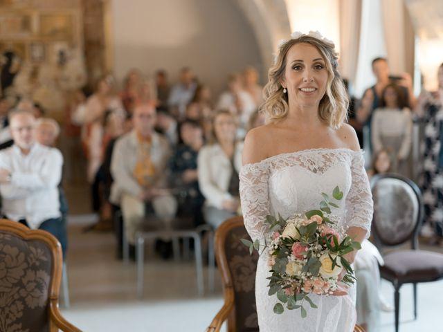 Le mariage de Samir et Agnès à Montblanc, Hérault 9