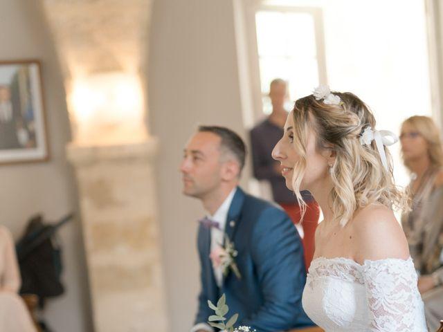 Le mariage de Samir et Agnès à Montblanc, Hérault 11