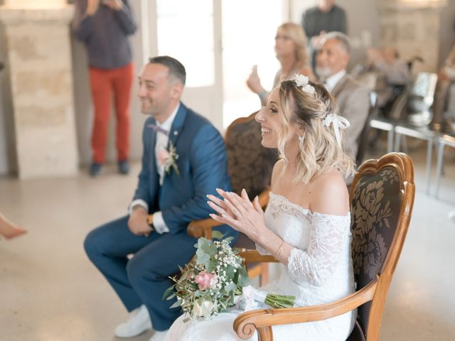 Le mariage de Samir et Agnès à Montblanc, Hérault 12