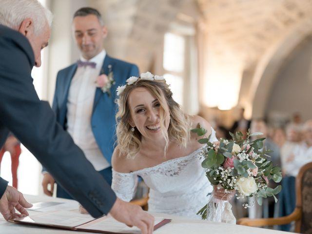 Le mariage de Samir et Agnès à Montblanc, Hérault 17