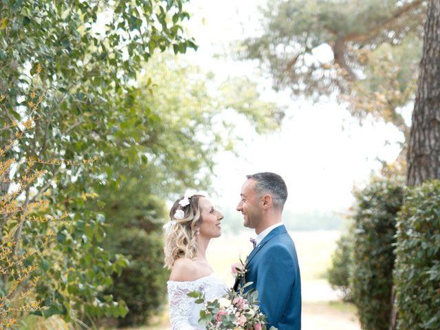 Le mariage de Agnès et Samir